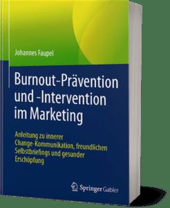 Buchempfehlung Burnout-Prävention- und Intervention im Marketing